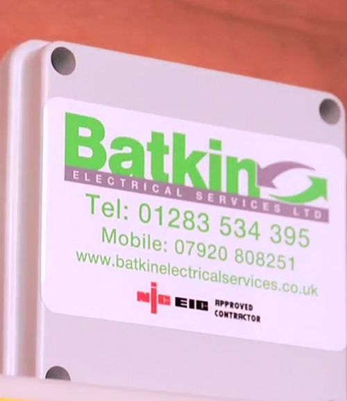 Contact Batkin Electrical